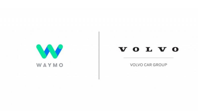 Volvo Car Group is Partnering With Waymo to Develop Robotaxis