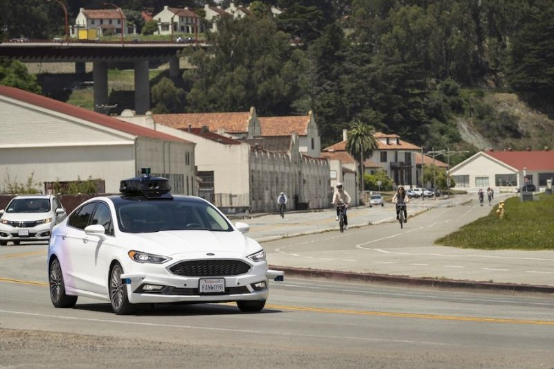 Lyft's Autonomous Vehicles Return to California