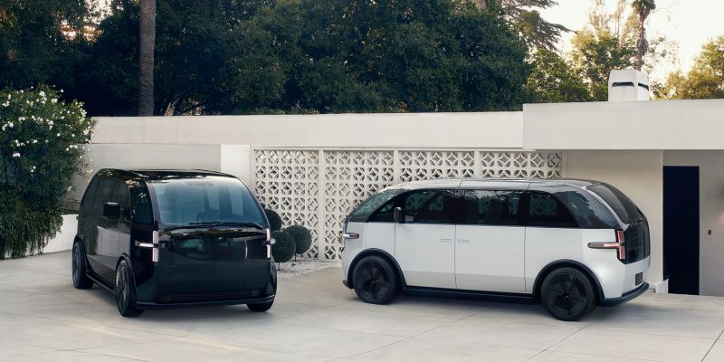 Here's What You Need to Know About the Canoo Subscription-only Electric, Urban People Carrier