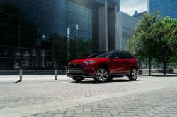 2021 Toyota RAV4 Prime's Official EPA Numbers Are Surprisingly Good