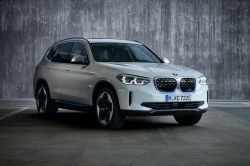 BMW Reveals All-Electric iX3 Crossover for Europe and China