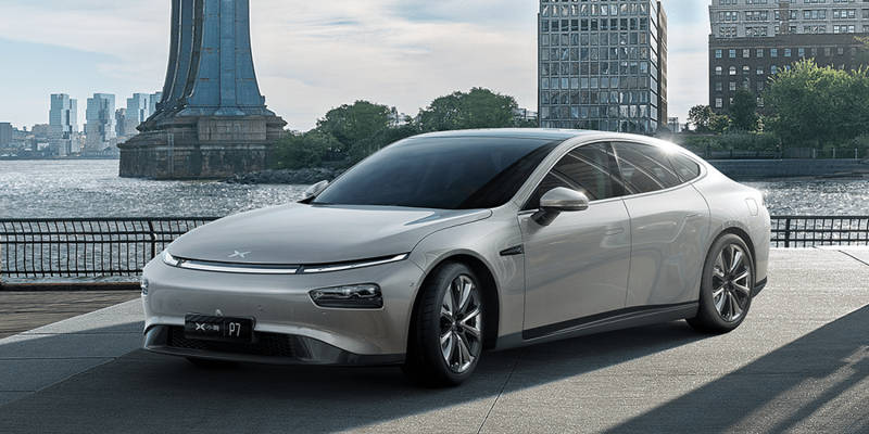 Electric Vehicle Startup Xpeng Motors Announces a US$500 Million Funding Round
