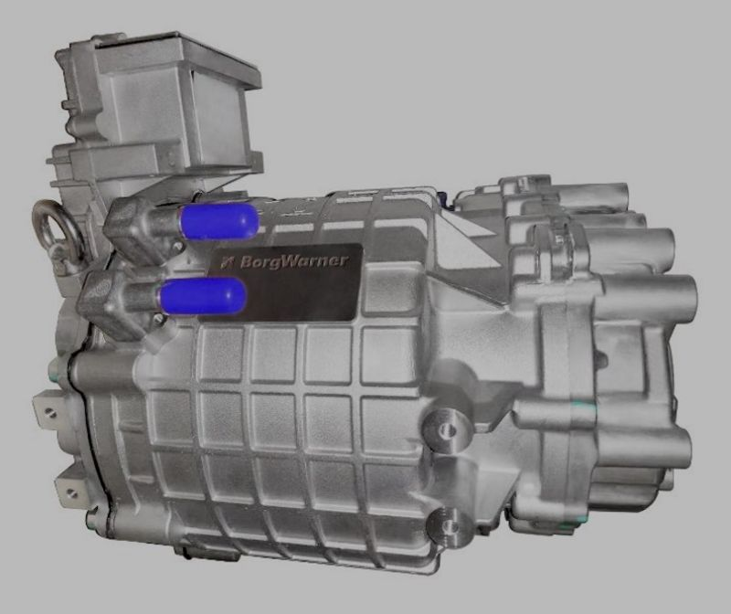 BorgWarner's Latest Compact Electric Drive Module is Being Used by 3 'New Energy Vehicle' Manufacturers in China