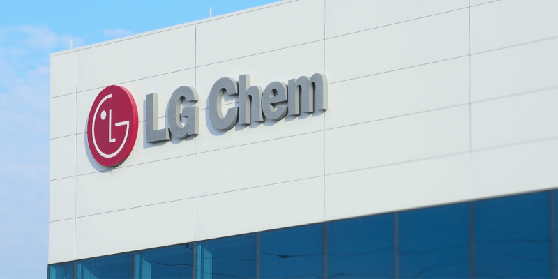 Tesla's Recent Stock Surge Has Also Helped its Battery Supplier LG Chem