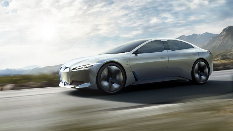 BMW to Build an Electric 5-Series as Part of its New Company-wide Initiative to Reduce CO2
