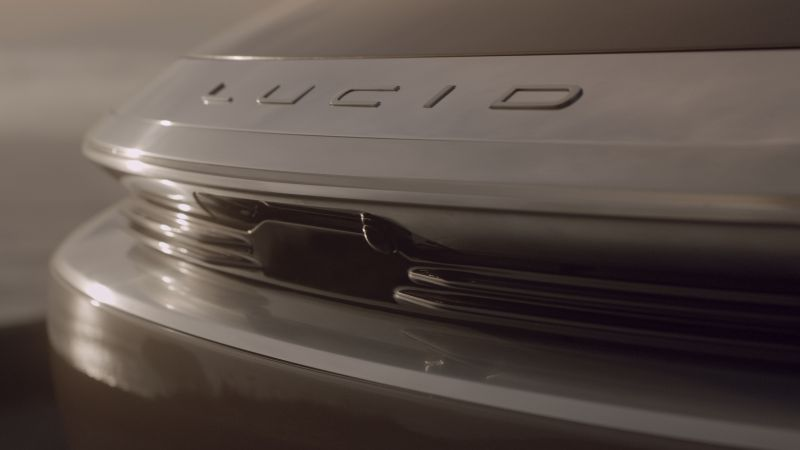 Lucid Motors Unveils its 'DreamDrive' Advanced Driver Assist System for the Upcoming Air Sedan