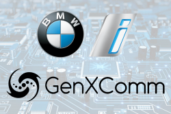 BMW iVentures Invests in GenXComm, a Company Improving the Performance of 5G Networks Using Photonic Circuits