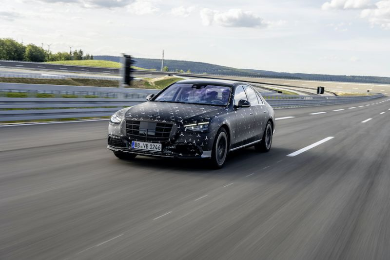 2021 Mercedes-Benz S-Class to Get Cutting-Edge Safety Features