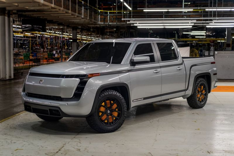 Electric Truck Startup Lordstown Motors to go Public in Blank-Check Reverse Merger Deal
