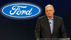 Ford Motor Company Chief Operating Officer Jim Farley Will Take Over as CEO, Jim Hackett to Retire