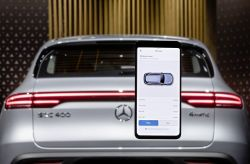 Crashed the Benz? Rescue Assist App helps get you out, safely