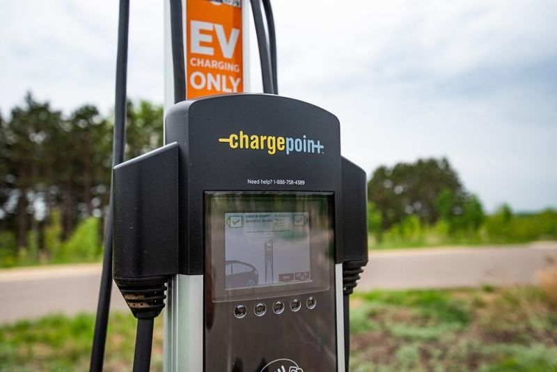 EV Charging Operator ChargePoint Secures $127 Million in New Funding