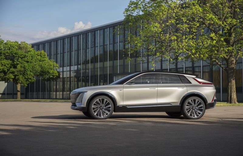 General Motors Unveils the Cadillac LYRIQ, Which Represents the Luxury Brand's Future, But it Won't Arrive Until Late 2022