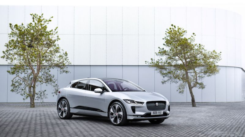 Jaguar Improves I-Pace Thanks to Knowledge From Formula E, I-Pace eTrophy