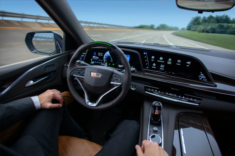 Cadillac's Super Cruise System Is Actually Subscription Based