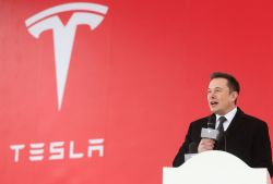 Tesla Chief Elon Musk Drops Hints About the Company's New Advanced EV Batteries