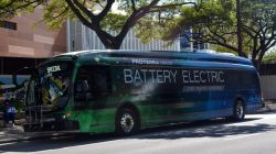 California Electric Bus Maker Proterra Unveils a New Battery Pack to Make it Easier to Electrify Combustion Engine Commercial Vehicles