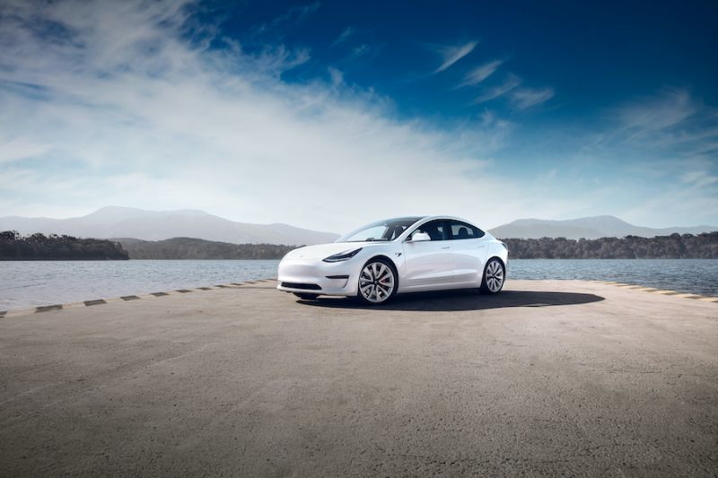A Cheaper Tesla Model 3 Hatchback is Reportedly Coming Next Year