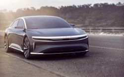 Lucid Motors Shares New Details of the Air Sedan's Advanced Electric Powertrain Ahead of its Sept 9 Reveal