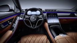 Mercedes Benz Reveals the New Flagship S Class with the NVIDIA-powered MBUX Cockpit