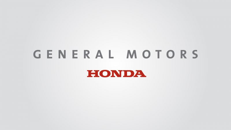 General Motors Forms Alliance with Japan's Honda, Will Co-Develop Vehicles for North America