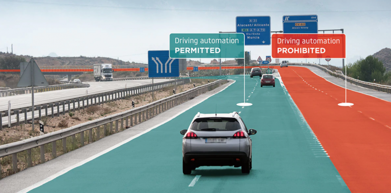 TomTom Launches 'RoadCheck', Which Allows Automaker's to Decide Which Roads are Safer for Automated Driving