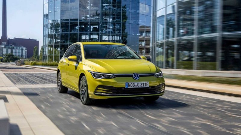 Here's What You Need to Know About Volkswagen's All-New Golf eHybrid & GTE