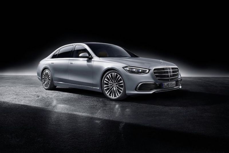 2021 Mercedes-Benz S-Class Comes With Built-In Level 3 Autonomy