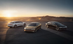 Lucid Motors Officially Launches its High-Performance Air Sedan