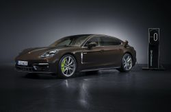 A 740 HP Electrified Porsche Panamera May Join the Current Lineup