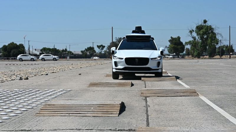 Waymo Was Able to Test Autonomous Vehicles at Its Fake City During COVID-19
