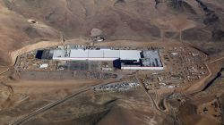 Panasonic Expanding Footing at Tesla Gigafactory for Improved Battery Capacity