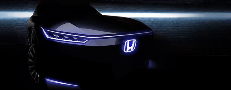 Honda Planning to Unveil Second EV Concept at Beijing Motor Show