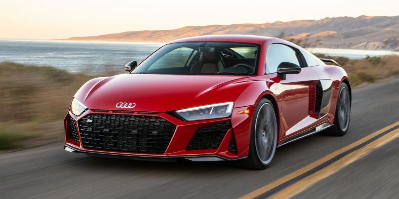 Audi Exec Hints at the Possibility of a Plug-In Hybrid R8