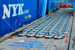 China's EV Startup Xpeng Motors Exports its First Vehicles to Norway