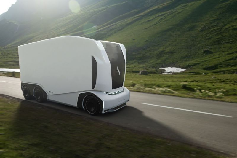 Electric Truck Developer Einride Unveils its Next-Gen Autonomous Freight Vehicles
