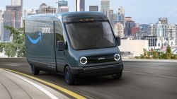 Amazon's New Fully-Electric Vans Represent the Future of Last-Mile Delivery