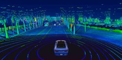 Silicon Valley Lidar Company Velodyne Signs 3 Year Supply Deal with China's Baidu
