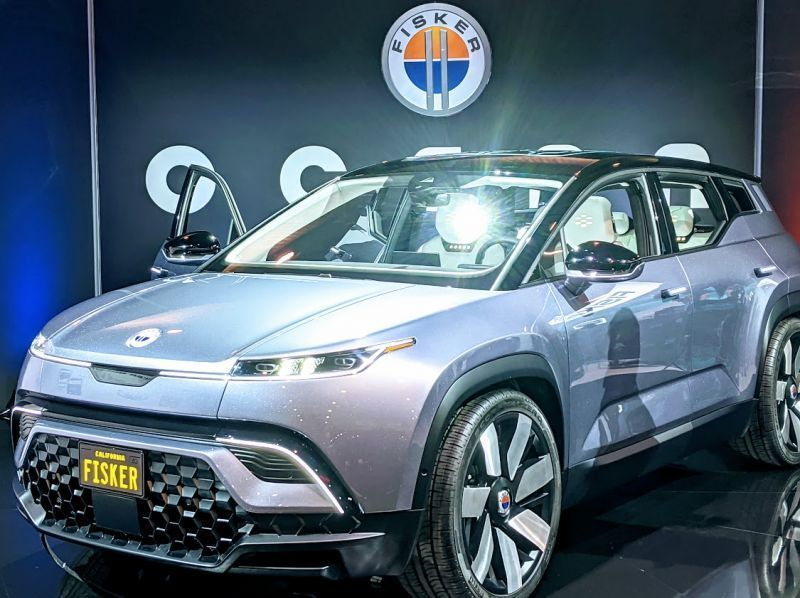 Electric Vehicle Startup Fisker Inc. Closes Deal with Magna International to Build its Ocean SUV
