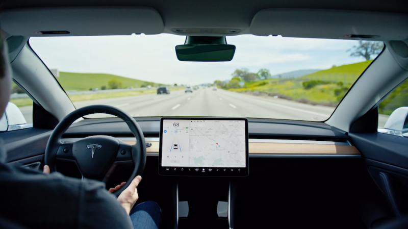 Tesla's 'Full Self-Driving' Beta Coming This Week