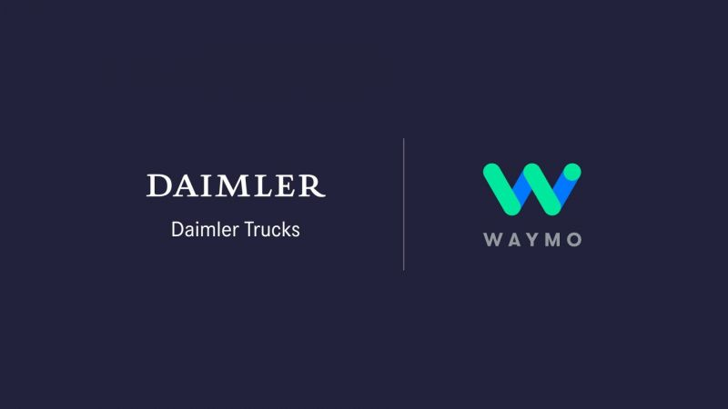 Alphabet's Autonomous Driving Division Waymo to Partner with Daimler on Self-Driving Class-8 Trucks