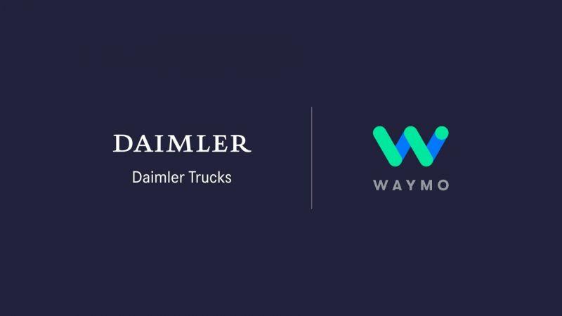 Alphabet's Autonomous Driving Division Waymo to Partner with Daimler on Self-Driving Class-8 Trucks