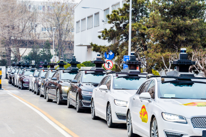 China's Baidu Fully Opens its 'Apollo Go' Robotaxi Service to the Public in Beijing