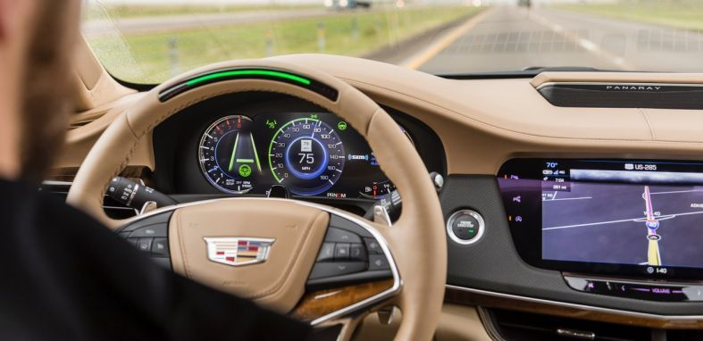 Consumer Reports Says Cadillac's Super Cruise Automated Driving System Outperforms Tesla's Autopilot