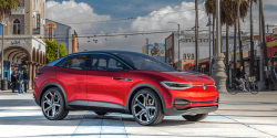 Volkswagen's Electric ID.4 Models Launch in China, Giving Tesla New Competition in the World's Biggest Auto Market