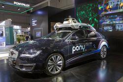 Autonomous Driving Startup Pony.ai Raises $267 Million in Latest Funding Round