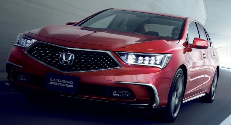 Honda Becomes the World's First Automaker to Receive Approval to Build Cars With Level-3 Automated Driving Capabilities