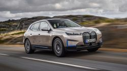BMW Unveils the Electric iX SUV - New Competition For Tesla