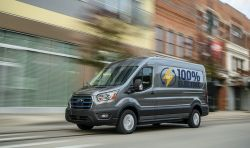 2022 Ford E-Transit Arrives With 126 Miles of Range