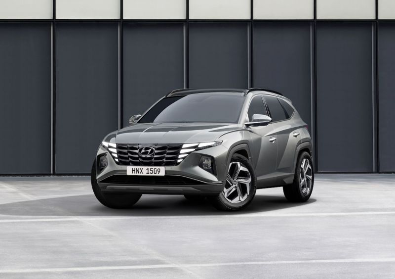 Hyundai Reveals Specs for the Upcoming 2022 Tucson SUV